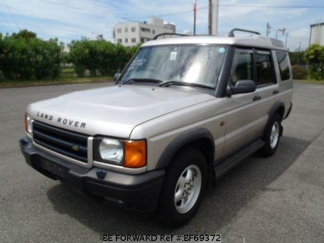 Used 1999 LAND ROVER DISCOVERY BF69372 for Sale
