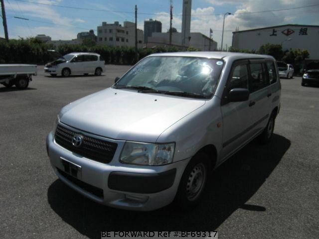 Used 2002 TOYOTA SUCCEED VAN BF69317 for Sale