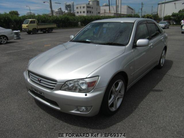 Used 2000 TOYOTA ALTEZZA BF69374 for Sale