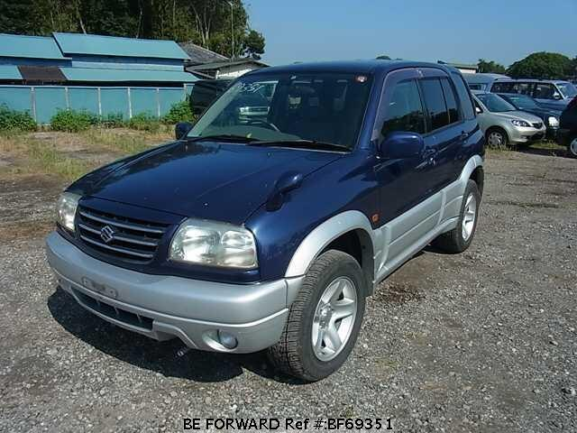 Used 2000 SUZUKI ESCUDO BF69351 for Sale