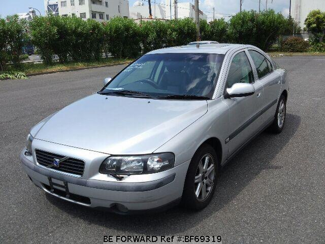 Used 2001 VOLVO S60 BF69319 for Sale