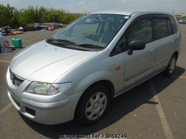 Used 1999 MAZDA PREMACY BF69249 for Sale