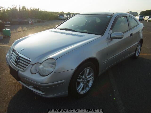 Used 2002 MERCEDES-BENZ C-CLASS BF69214 for Sale