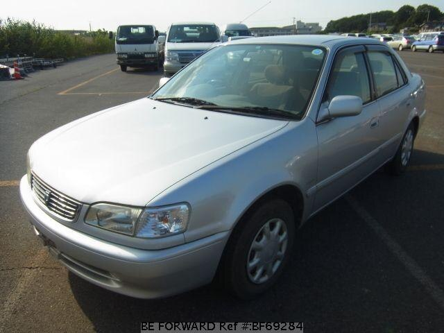 Used 1998 TOYOTA COROLLA SEDAN BF69284 for Sale