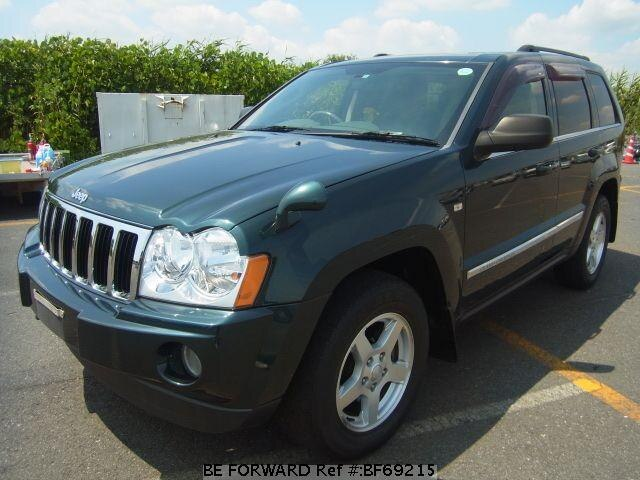 Used 2005 JEEP GRAND CHEROKEE BF69215 for Sale