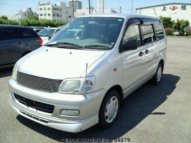 Used 1999 TOYOTA TOWNACE NOAH BF69379 for Sale