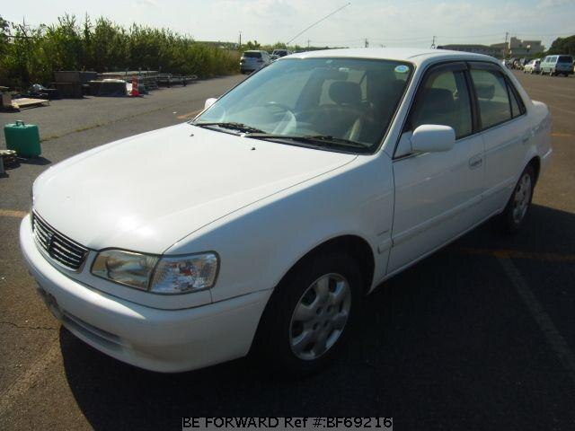 Used 1998 TOYOTA COROLLA SEDAN BF69216 for Sale