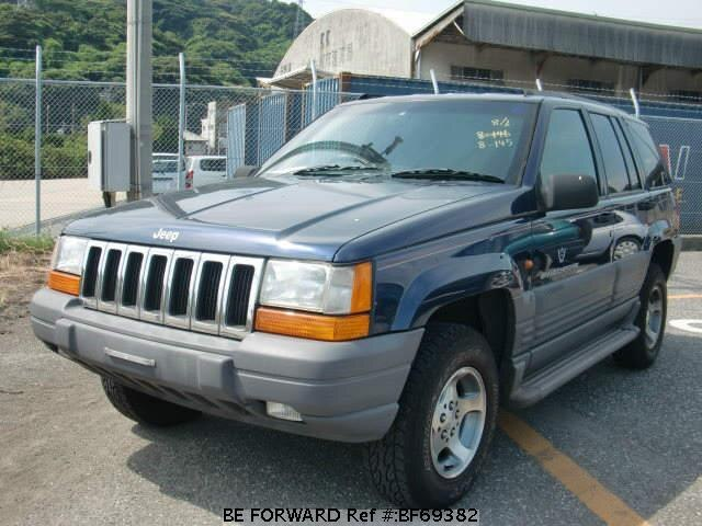 Used 1997 JEEP GRAND CHEROKEE BF69382 for Sale