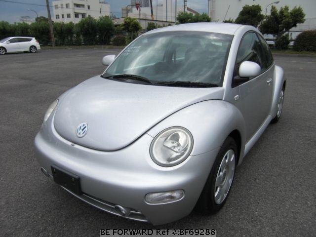 Used 2001 VOLKSWAGEN NEW BEETLE BF69288 for Sale