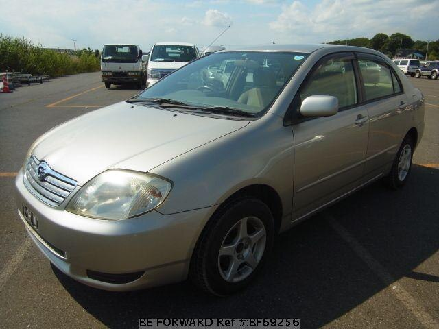 Used 2003 TOYOTA COROLLA SEDAN BF69256 for Sale