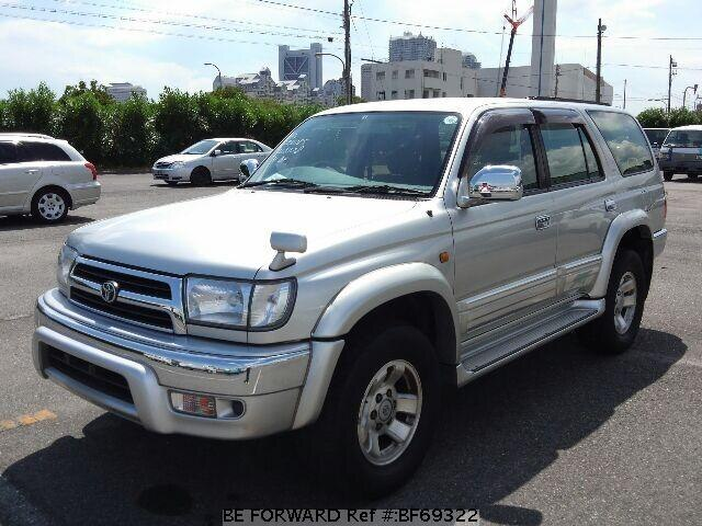 Used 1999 TOYOTA HILUX SURF BF69322 for Sale