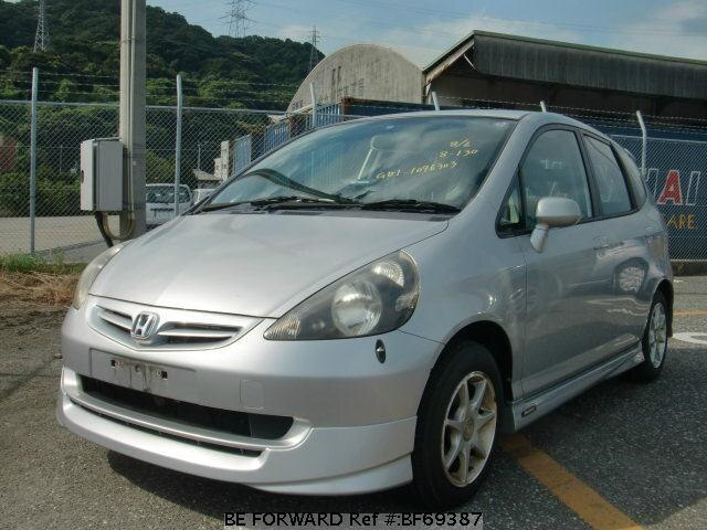 Used 2002 HONDA FIT BF69387 for Sale