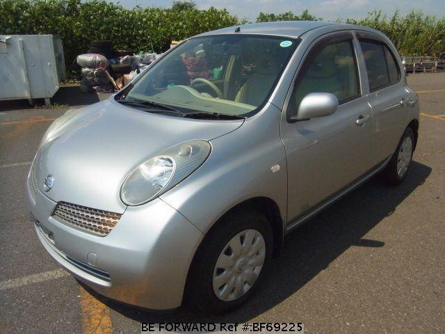 Used 2003 NISSAN MARCH BF69225 for Sale