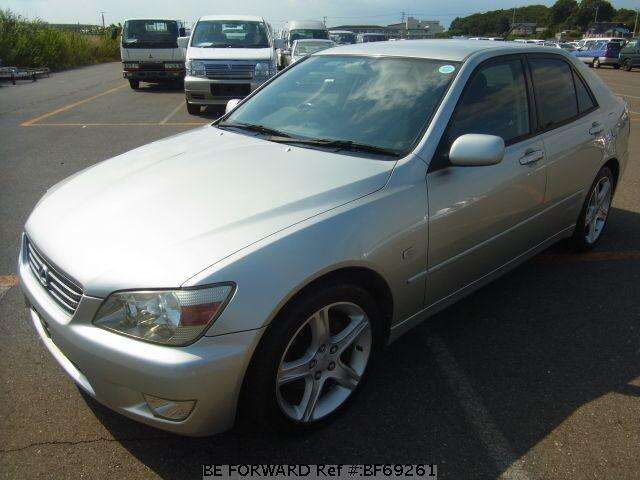 Used 2000 TOYOTA ALTEZZA BF69261 for Sale