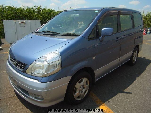 Used 2000 NISSAN SERENA BF69226 for Sale