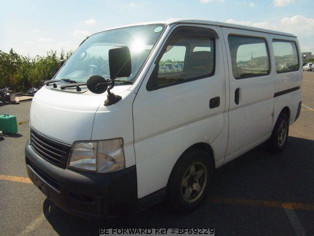 Used 2002 NISSAN CARAVAN VAN BF69229 for Sale