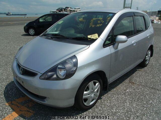 Used 2001 HONDA FIT BF69391 for Sale
