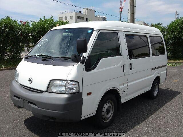 Used 2007 NISSAN VANETTE VAN BF69327 for Sale