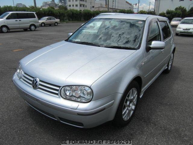 Used 2002 VOLKSWAGEN GOLF BF69293 for Sale