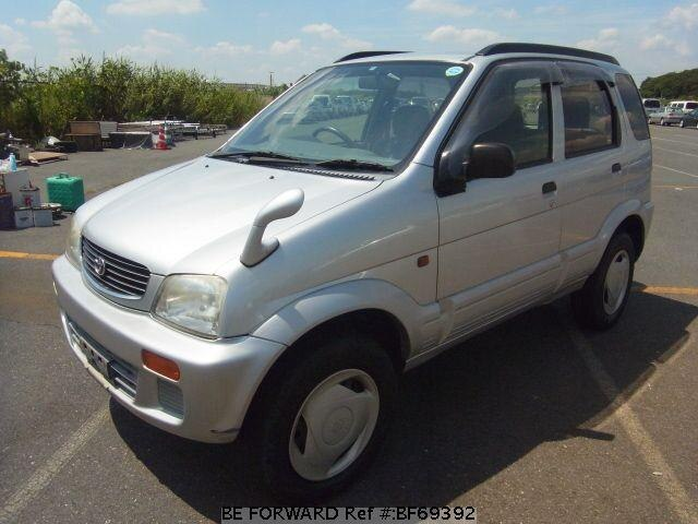Used 1999 TOYOTA CAMI BF69392 for Sale