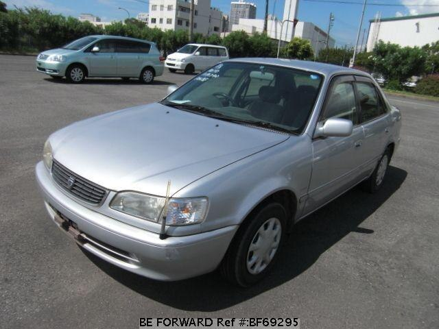 Used 1997 TOYOTA COROLLA SEDAN BF69295 for Sale