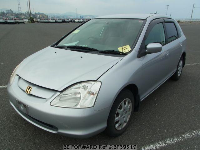 Used 2002 HONDA CIVIC BF69519 for Sale