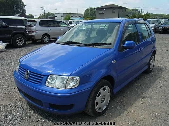 Used 2001 VOLKSWAGEN POLO BF69398 for Sale