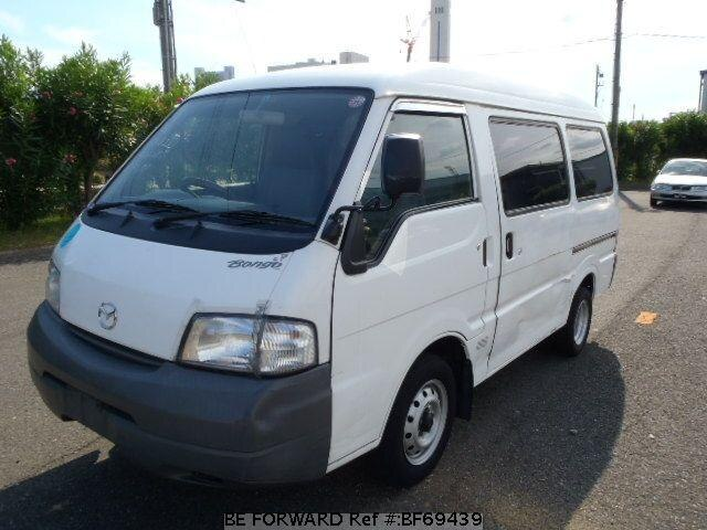 Used 2005 MAZDA BONGO VAN BF69439 for Sale