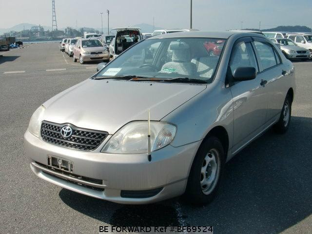 Used 2001 TOYOTA COROLLA SEDAN BF69524 for Sale