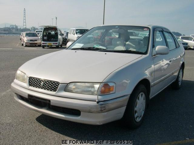 Used 1996 TOYOTA SPRINTER SEDAN BF69530 for Sale