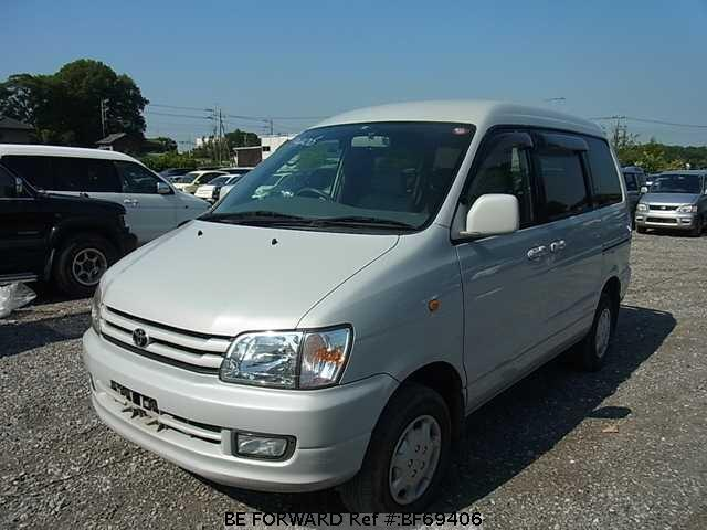 Used 1997 TOYOTA TOWNACE NOAH BF69406 for Sale
