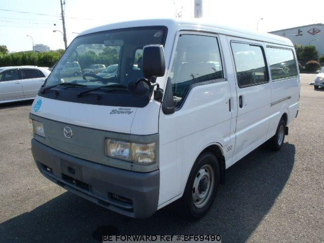 Used 2004 MAZDA BONGO BRAWNY VAN BF69490 for Sale