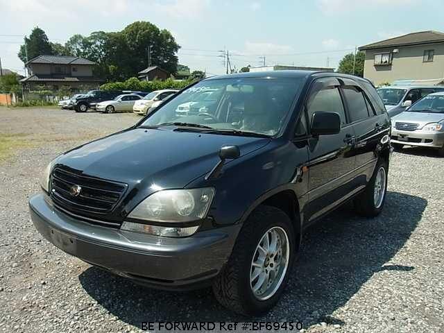 Used 1998 TOYOTA HARRIER BF69450 for Sale