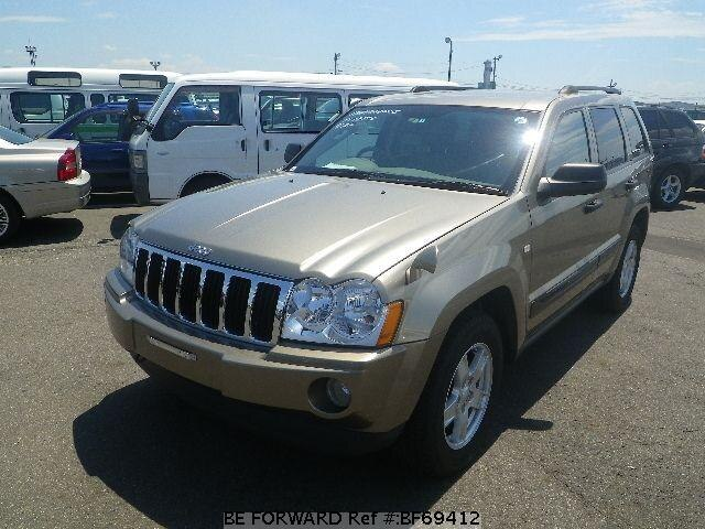 Used 2005 JEEP GRAND CHEROKEE BF69412 for Sale