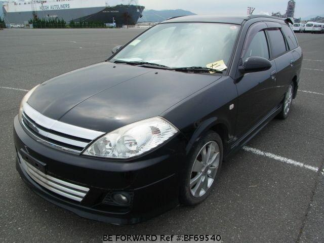 Used 2004 NISSAN WINGROAD BF69540 for Sale
