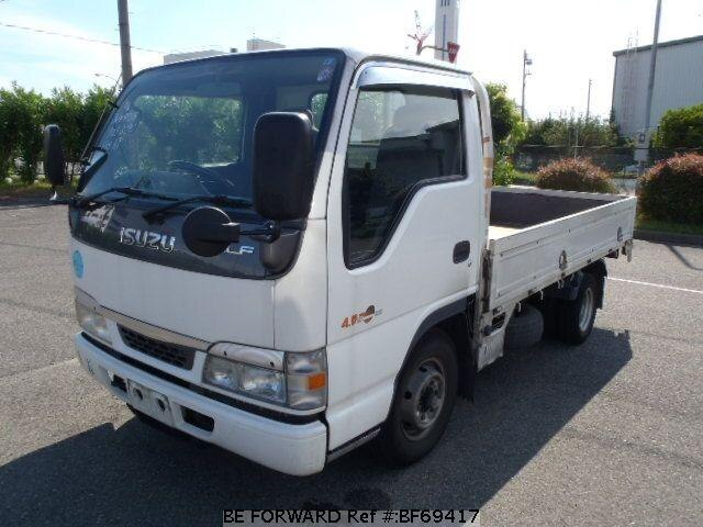 Used 2004 ISUZU ELF TRUCK BF69417 for Sale