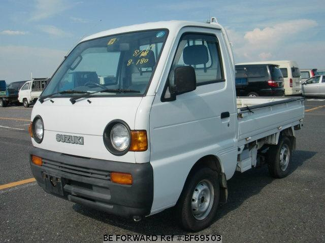 Used 1996 SUZUKI CARRY TRUCK BF69503 for Sale