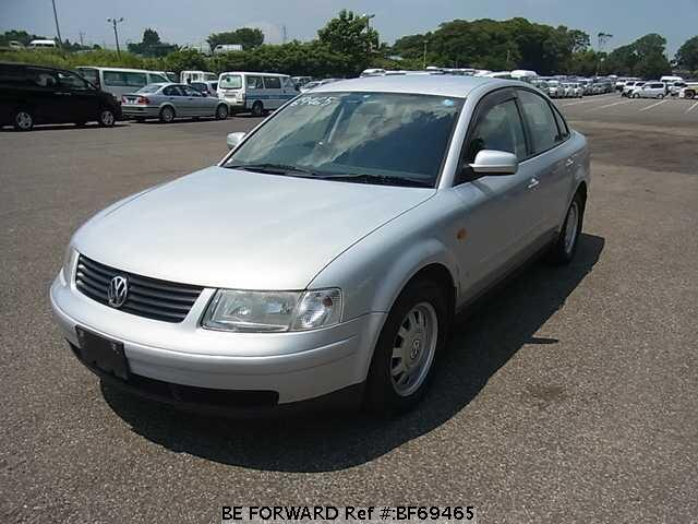Used 1997 VOLKSWAGEN PASSAT BF69465 for Sale