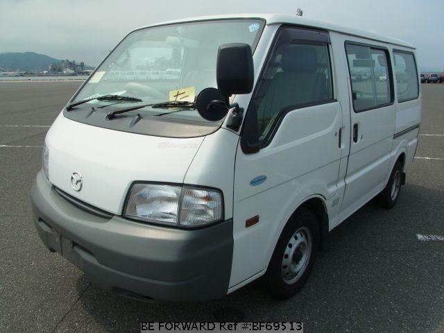 Used 2006 MAZDA BONGO VAN BF69513 for Sale