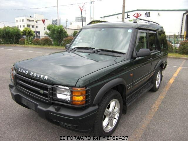 Used 1999 LAND ROVER DISCOVERY BF69427 for Sale