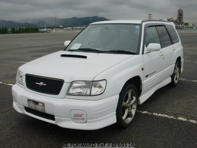 Used 2001 SUBARU FORESTER BF69516 for Sale