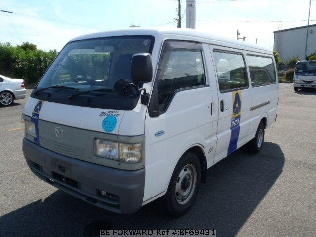 Used 2004 MAZDA BONGO BRAWNY VAN BF69431 for Sale