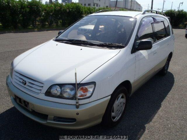 Used 1997 TOYOTA IPSUM BF69433 for Sale