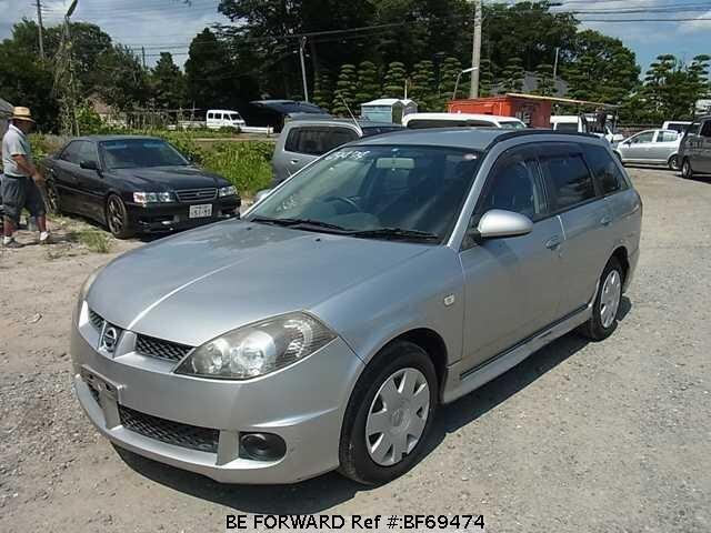 Used 2002 NISSAN WINGROAD BF69474 for Sale