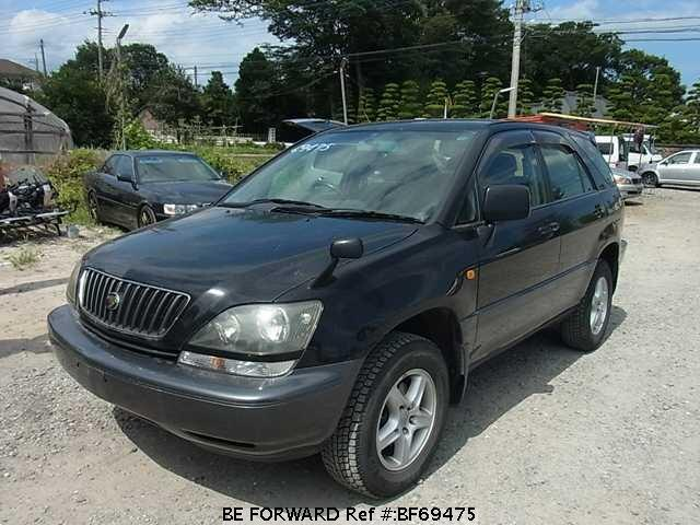 Used 1999 TOYOTA HARRIER BF69475 for Sale