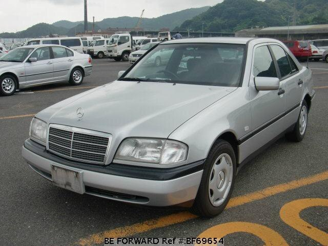 Used 1996 MERCEDES-BENZ C-CLASS BF69654 for Sale