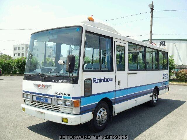 Used 1989 HINO RAINBOW BF69595 for Sale