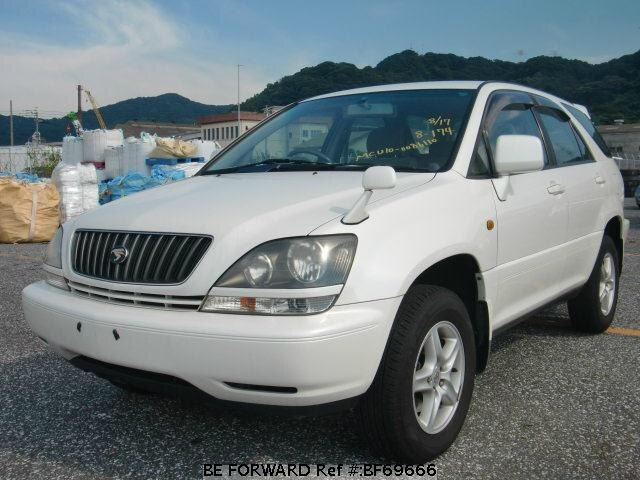 Used 2000 TOYOTA HARRIER BF69666 for Sale