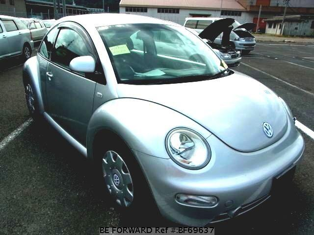 Used 2001 VOLKSWAGEN NEW BEETLE BF69637 for Sale