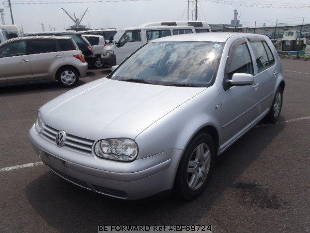 Used 2001 VOLKSWAGEN GOLF BF69724 for Sale